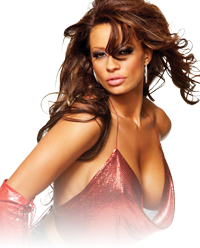 Custom Wrestler Picture:Candice Michelle 1